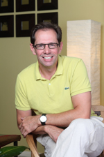 Joachim Creten, Proprietor, LMT since 2005.